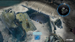 Halo Wars - Mission 1 Blackbox
