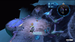 Halo Wars - Mission 2 Blackbox
