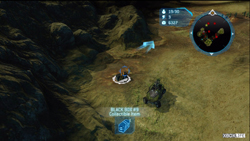 Halo Wars - Mission 9 Blackbox